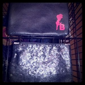Other - 2x Betty Boop makeup bags
